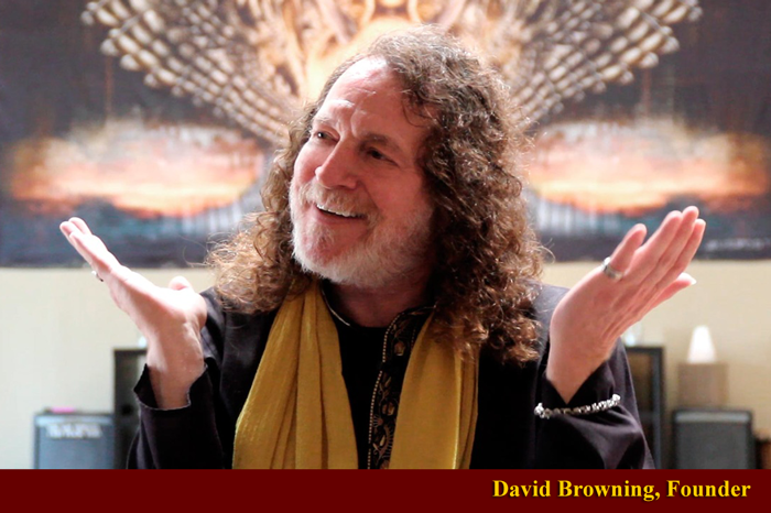 David Browning teaching Samadhi Mystic 7
