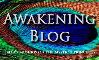 Awakening Blog from Dawn Lalla Breeze on the Mystic 7 Principles and Samadhi