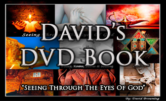 Seeing Through The Eyes Of God David's DVD Book