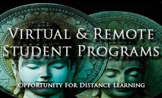 Virtual and Remote Student Program and an opportunity for distance learning in samadhi