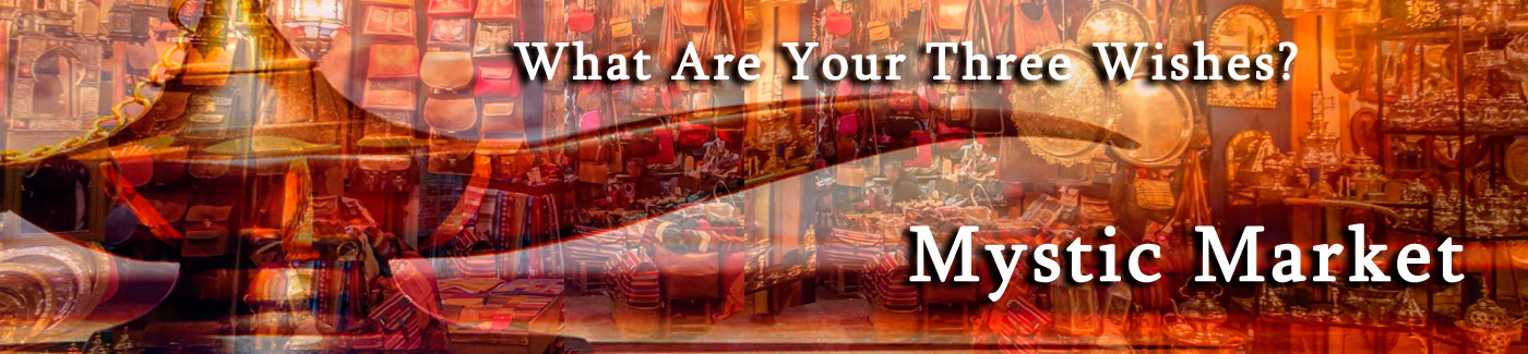 Mystic market provides an enchanting discovery of products for meditation, samadhi and mystical experiences.