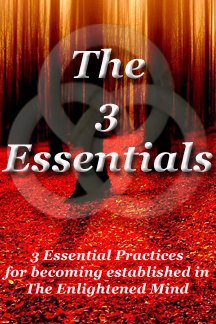 The Three Essential practices for becoming established in the enlightened mind