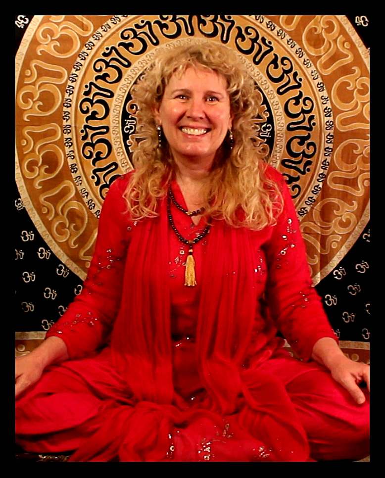 Dawn Lalla Breeze at the Samadhi Retreat & Meditation Center
