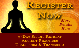 Register Now for a Samadhi Silent Retreat