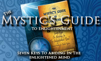 New Book: The Mystic's Guide To Enlightenment by David Browning and Lalla Dawn Breeze