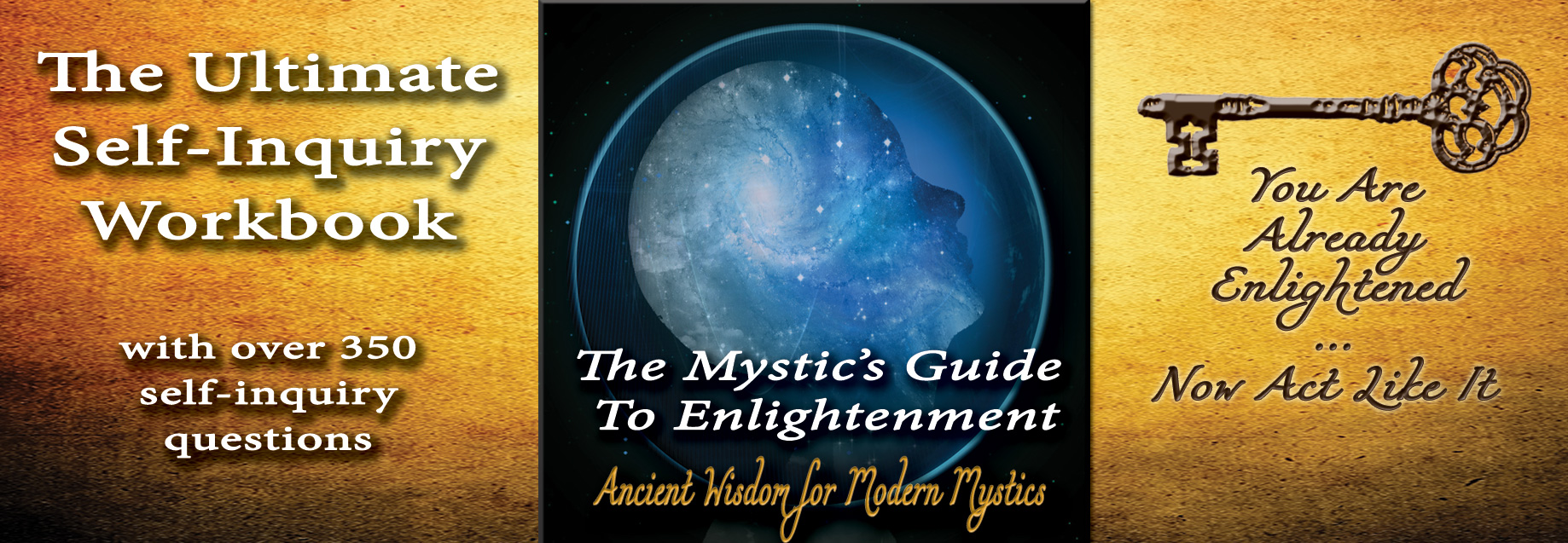 Go Deeper Into Truth with The Mystic's Guide To Enlightenment