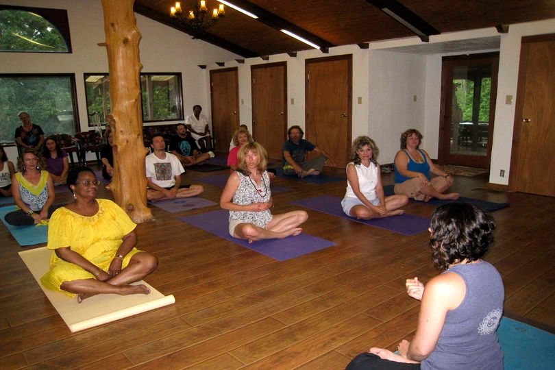 Samadhi Yoga Retreat and Gong Ceremony with David Browning Samadhi Dev - 2
