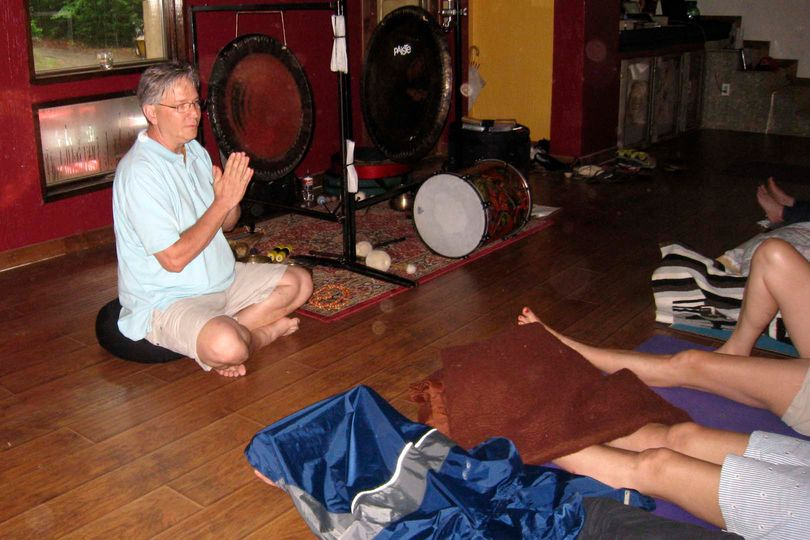 Samadhi Yoga Retreat and Gong Ceremony with David Browning Samadhi Dev - 5