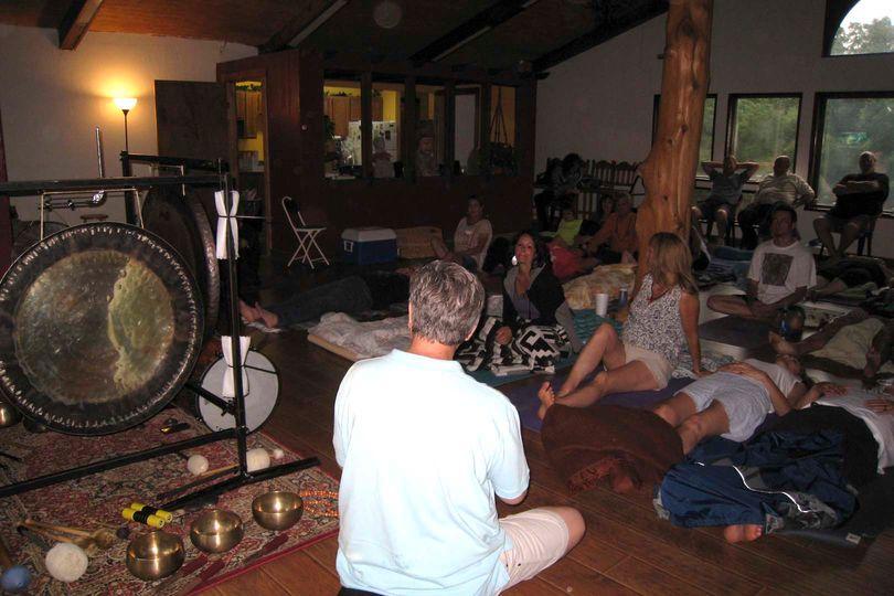 Samadhi Yoga Retreat and Gong Ceremony with David Browning Samadhi Dev - 8