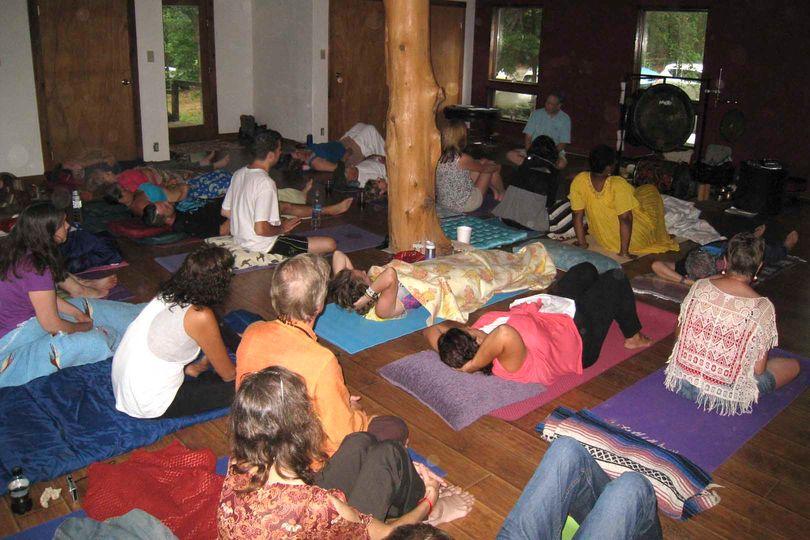 Samadhi Yoga Retreat and Gong Ceremony with David Browning Samadhi Dev - 9