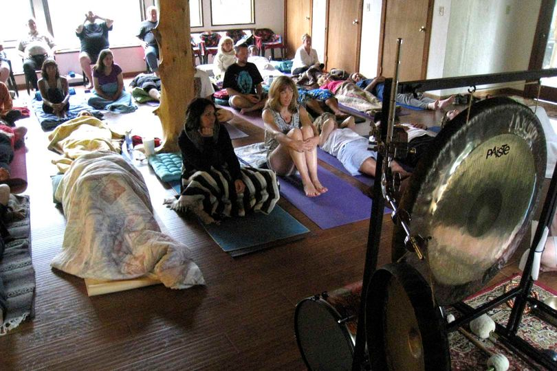 Samadhi Yoga Retreat and Gong Ceremony with David Browning Samadhi Dev - 10